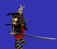 d ds samurai warcraft