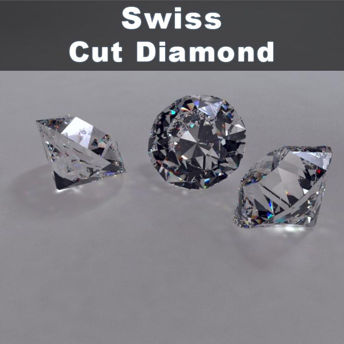 max swiss cut diamond
