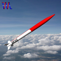 obj arcas sounding rocket