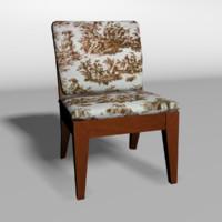 3d model chair games