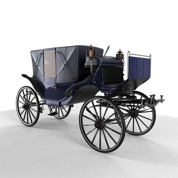 max landau carriage