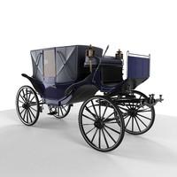max landau carriage