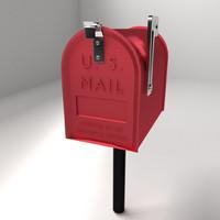 x mail box mailbox