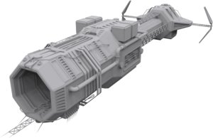 mothership mobile base 3d model