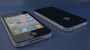 3d max iphone 4s
