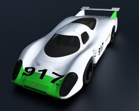 Porsche 917 L Racer