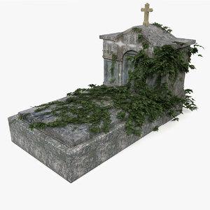 rock cemetery 3d 3ds