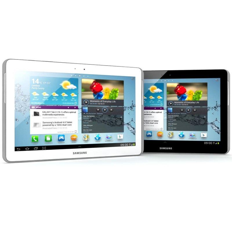 samsung galaxy tablet 2 3ds