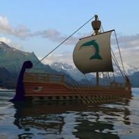 Odysseus Warship