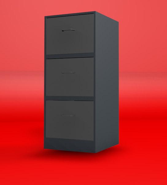 free c4d model file cabinet
