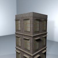 free obj model building