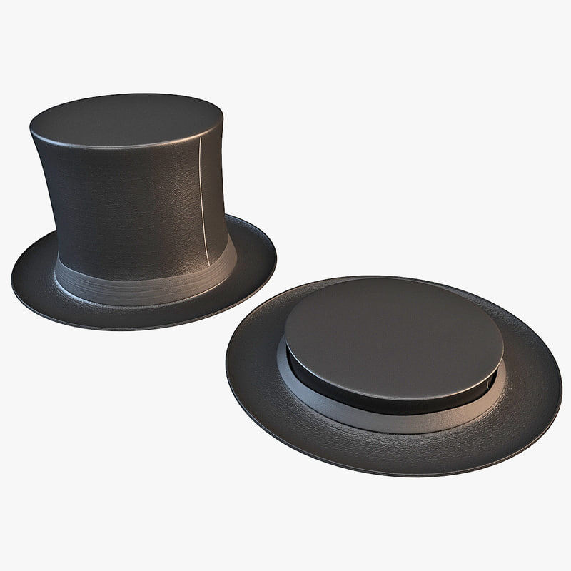 hat fashion led