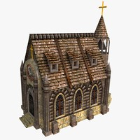 3ds church s