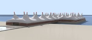 3ds max refugee marquee