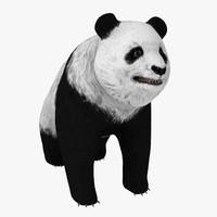 3dsmax panda