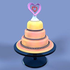 max wedding cake