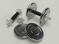 barbell dumbbell dumb 3ds