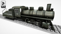 Steam Locomotive LS 08