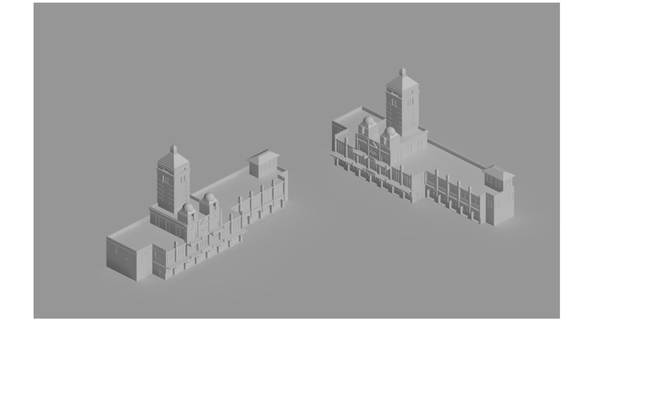 games 3d model
