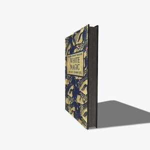 3ds max old worn book