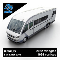 Knaus Sun Liner 2009
