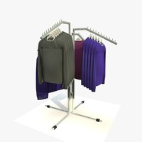 Jumper Clothes Stand Rack