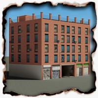 3d building 63