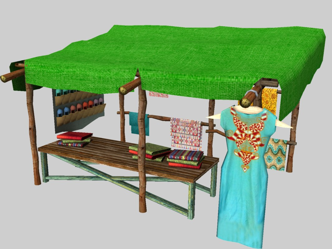 arabic fabric stall ma