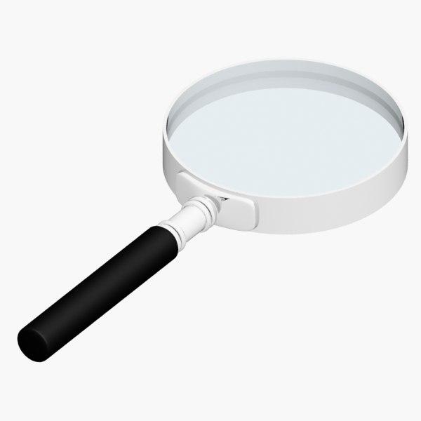 obj magnifying glass