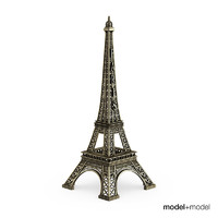 mini eiffel tower max