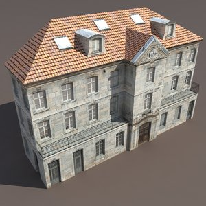 building exterior led