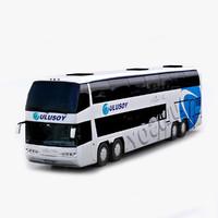 max neoplan megaliner bus