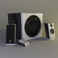 Logitech Z-2300 2.1 Speakers