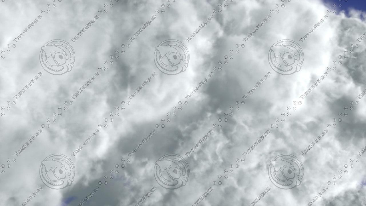 clouds sky 3d max