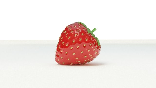 strawberry 3d 3ds