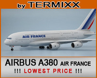 airplane airbus a380 air 3d max