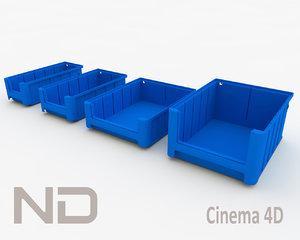 solidworks - 1 flow 3d model