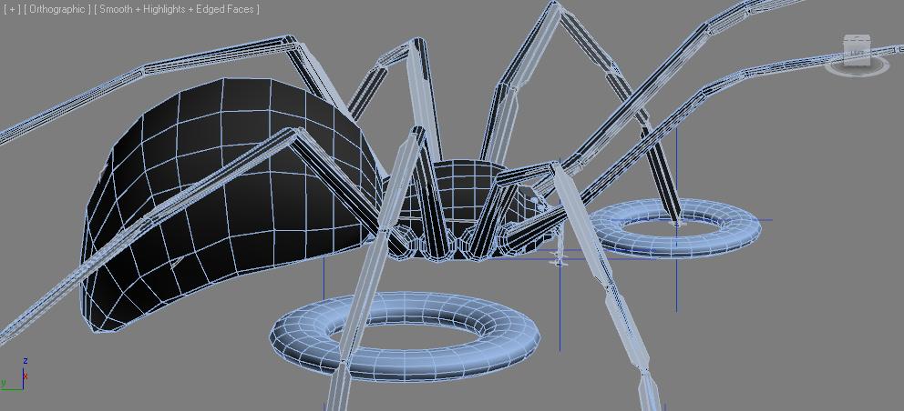 spider black max