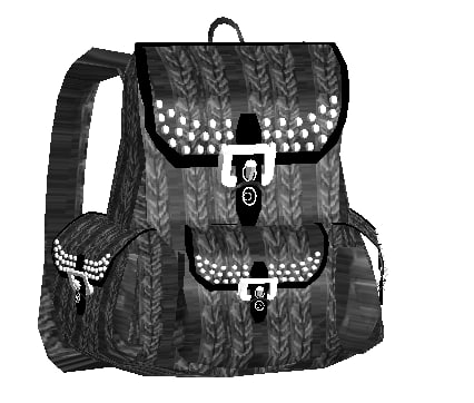 3d bag fashion
