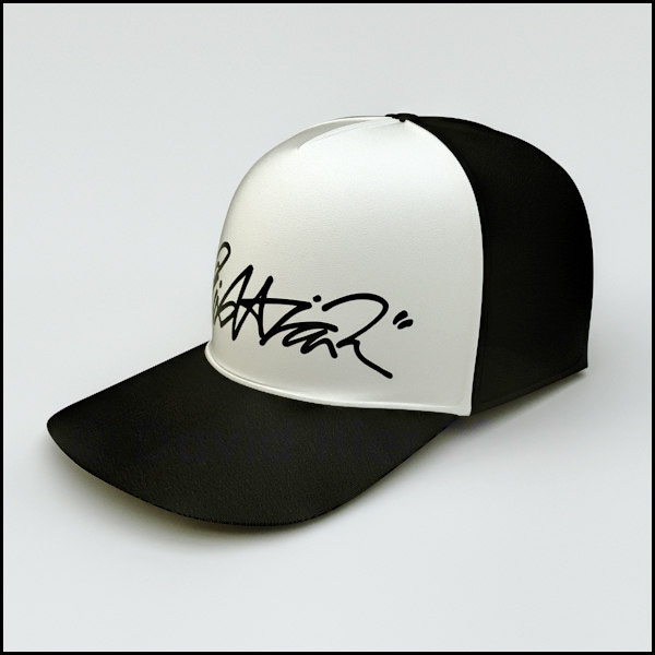 obj hat trucker baseball cap