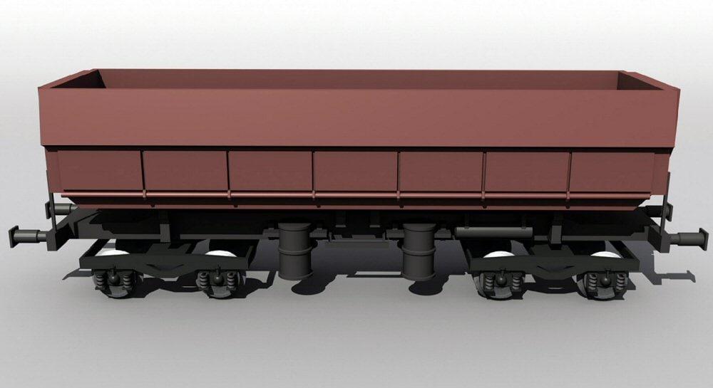 3d german dump model