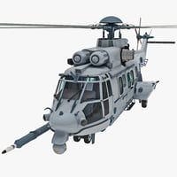 Eurocopter EC725 Caracal Tactical Transport Helicopter