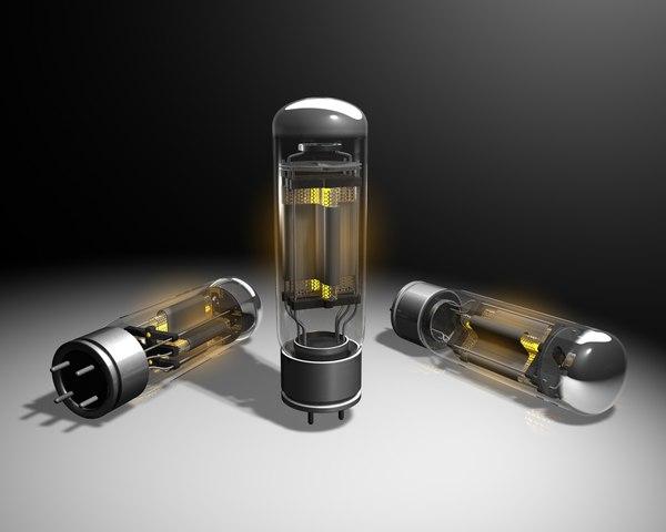 3d vacuum tube