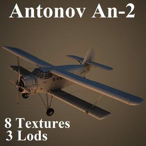 3d antonov 2