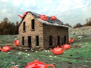 free max model house stone