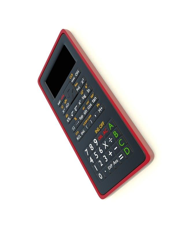 maya scientific calculator