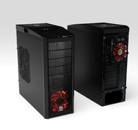 computer case thermaltake V9 Black