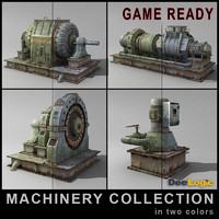 Machinery Collection