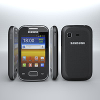 3ds max samsung galaxy pocket gt-s5301