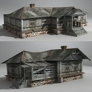 3d houses torque